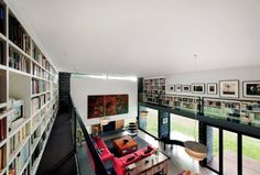 Mending Wall House As A Cool Sample Of Modern Architecture | DigsDigs
