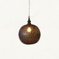 Oxidized Filigree Spheres at Terrain $498. Love these.