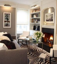 Fantastic Modern Apartment Décor For Living Room 01
