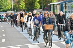 Bikes everywhere, Copenhagen
