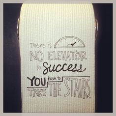 #MessageMonday: #Success is achieved one step at a time. There are no shortcuts to it. #Cottonelle #Momentum