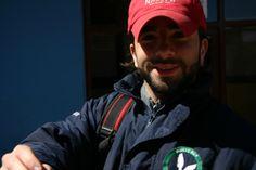 Marc Qumran, explorer & photographer team member