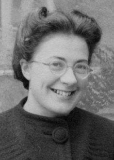 Spectacles 1940s glasses Women, hair in a victory roll