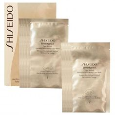 The Shiseido Benefiance Pure Retinol Intensive Revitalizing Face Mask restores a youthful radiance to skin. #skincare #facemasks