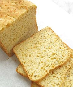 ~E~ Tender, high-rising, GLUTEN-FREE sandwich bread? I wonder if there is a sourdough gluten-free bread. Good Gluten Free Bread Recipe, Gluten Free Cooking, Dairy Free Recipes, Flour Recipes, King Arthur Gluten Free Bread Recipe, Gf Recipes, Gluten Free Sandwiches, Sandwich Bread Recipes, Pan Sin Gluten