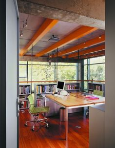 Industrial + Modern, but I like this!