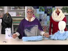 Craftdrawer Crafts: Learn How to Sew and Quilt Using Cuddle Fabric