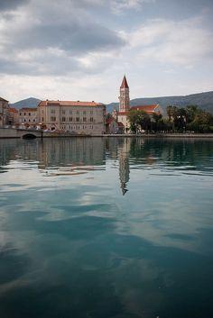 Trogir, Croatia / beautiful town in the middle of Croatian coast