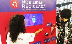 BLOG DAS PPPS: Máquina troca resíduos recicláveis por vale-transp...