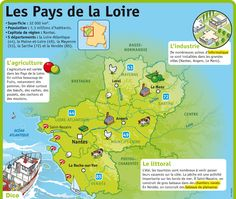 Yes! My French home of Saint Nazaire is showcased on the map! Region of Les Pays de la Loire...come visit me!