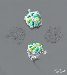 Jewellery designer : by Frédéric Mané for Mathon Paris Head designer / www.Mathon.paris.com