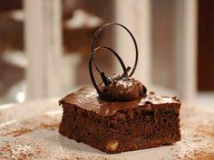 Cuadrados húmedos de chocolate - Juan Manuel Herrera