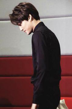 Okay I admit, that he's beautiful. Really.