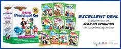 Rock-N-Learn Preschool Set Giveaway ends 6/30 - PaulaMS' Giveaways, Reviews, and Freebies