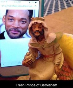 Have you heard of the Fresh Prince of Bethlehem? | Christian Funny Pictures - A time to laugh