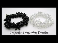 Delightful Drops Wrap Bracelet - YouTube