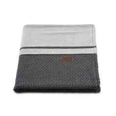 Bettwäsche Robust anthrazit  - Material: 40% Baumwolle, 60% Acryl  - Maße: 100 x 135 cm  - Farbe: anthrazit  - Maschinenwäsche: bei 40 °C