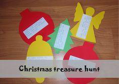 Mothers Madness: Christmas Treasure Hunt