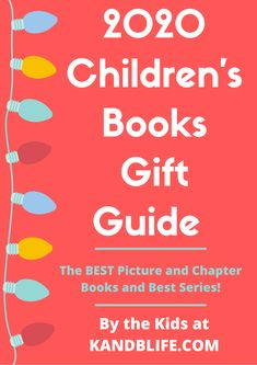 Did your favorite book make the list? So you need suggestions for what books to buy this year? We're here to HELP! Take a look and grab our Children's Books Gift Guide for 20202 cheat sheet, too! Books To Buy, Children's Books, Louis Sachar, Bridge To Terabithia, Book Reviews For Kids, Christmas Activities For Kids, What Book, Chapter Books, Best Series