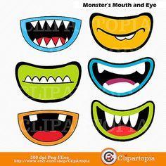 monster clip art - Google Search