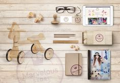 www.marveloustore.ro  #logo #design #logodesign #brand #branding #brandidentity #graphic #designgraphic #designer #logodesigner #needlogo #woodtoys #wood #stationery #stationerydesign #toys #toy #bike #ride #elle #website Corporate Identity, Brand Identity, Branding, Logo Design, Graphic Design, Wood Toys, Stationery Design, Baby Kids, Gallery Wall