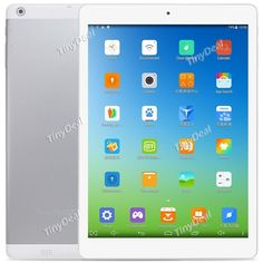 TECLAST P98 9.7 inch Retina Screen Android 4.4 MTK8151 Octa-core 1GB 16GB GPS Bluetooth 5G Wifi Tablet PC Android 4, Wifi, Bluetooth, Core