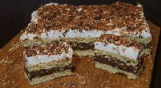 prăjitură Kati, prăjitură cu foaie sfărâmată Tiramisu, Biscuits, Cheesecake, Food And Drink, Sweets, Baking, Ethnic Recipes, Food Ideas, Cakes