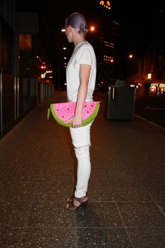 Watermelon handbag