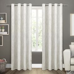 Shop for ATI Home Twig Insulated Woven Blackout Window Curtain Panel Pair. Get free delivery at Overstock.com - Your Online Home Decor Outlet Store! Get 5% in rewards with Club O!