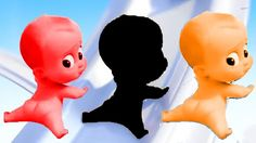THE BOSS BABY Learning Color Funny Videos - Learn Colors For Kids Best Moments Tim And The Boss Baby