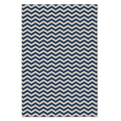Custom Zig Zag Dhurrie, Dark Iris, 12'x18' Our new special order rug program lets you customize your Zigzag Rug, choosing from 12 colors and 13 sizes—including oversized, skinny or non-standard dimensions not offered on our regular rugs. Made to order just for you, each unique rug is handcrafted by skilled artisans.