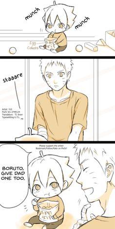 Boruto snack (revenge) 2 | Naruhina Doujin 3 | Pinterest ...  Boruto snack (r...