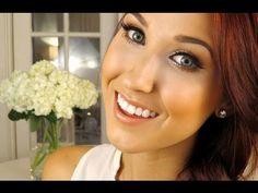 Fun & Glamorous Makeup Tutorial | Jaclyn Hill - YouTube