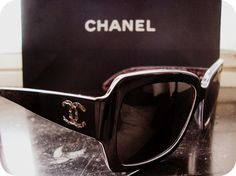 Chanel Sunglasses by DolceDanielle, via Flickr