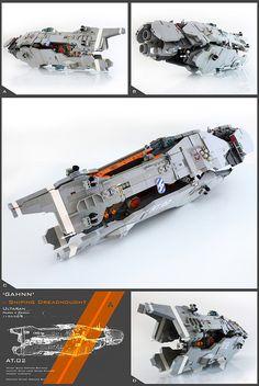 'GAHNN' Sniping Dreadnought | Flickr - Photo Sharing!