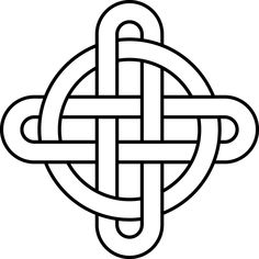 pictures of celtic knots Celtic Symbols, Celtic Art, Celtic Knots, Celtic Patterns, Celtic Designs, Stencil Patterns, Zentangle Patterns, Celtic Quilt, Islamic Art Calligraphy