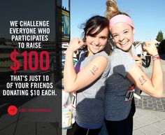 RUN 10 FEED 10. Create your own run to feed. What a great and fun idea... I will do this :)