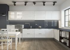 Model Firenze Kitchen Cabinets, Modern, Design, Home Decor, Trendy Tree, Decoration Home, Room Decor, Kitchen Cupboards, Interior Design