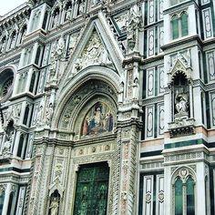 Dreamy surface of Santa Maria Del Fiore di Firenze. Time, Space & Magic by Kaeko Nakagawa - Time, Space & Magic (Blog)