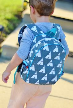 ugust's All Purpose Backpack comes in three different sizes. Preschool is perfect for toddlers and small children. Elementary is the perfect middle size for young students. Intermediate works for older students, tweens and adults. August is fully customizable with options to add a total of 6 storage pockets. Dress things up by adding ruffles to the exterior for a fashionable flair or leave them off to create a streamlined look.