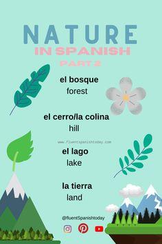 Learn fluent Spanish today - Learn fluent Spanish today - #spanishgrammar #aprendiendoespañol #languages #learnspanish #spanishlessons #spanishvocabulary #easyspanish #spanishforbeginners #spanishphrases #spanish #spanishforkids #learningspanish #spanishvocabulary #spanishphrases #spanishquotes #elsalvador #centralamerica #eltunco #elzonte #travelcentralamerica Spanish Vocabulary, Lakes, El Salvador, Learn Spanish