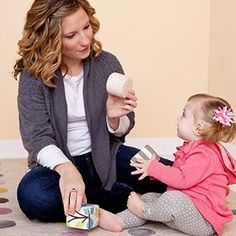 Activities to Boost Language Development: 18-24 Months