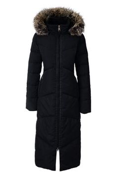 My new warm winter coat from Lands End ....got it for 1/2 the price yay!