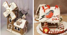 Prinášame vám najkrajšie ukážky sladkej kreativity. Inšpirujte sa úžasnými dielami zo sladkých medovníkov a polevy, ktoré sa pod rukami šikovných gazdiniek, cukrárov a nadšených vianočných pekárov premenili na doslova umelecké diela.