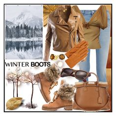 """""""Winter Boots"""" by jeneric2015 ❤ liked on Polyvore featuring Alexandre Birman, Givenchy, Christian Dior, Sans Souci, Maison Margiela, PBteen, Neiman Marcus, Bling Jewelry and winterboots"""