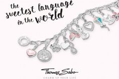 Brand Exclusive: Discover Thomas Sabo's New Charm Club Collection