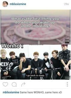 Same here Wonho
