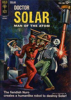 Doctor Solar, Man of the Atom 6