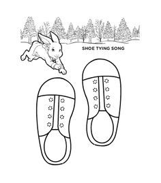 What is the Rhyme to Teach Children How to Tie Shoes? Tips