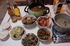 Chinese food(Comida china)